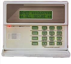 vista 10 honeywell ademco keypad