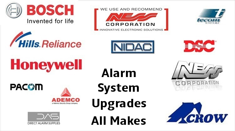 alarms system upgrades