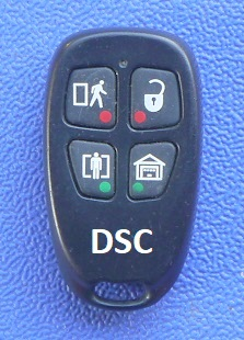 repairs for dsc remote control keyfobs replacements old new alarm services