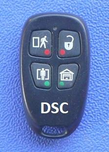 DSC Alarm Repair Maintenance - Alarm system battery