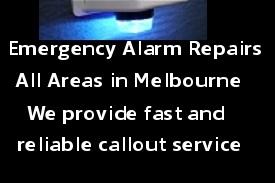 emergency alarm repair service