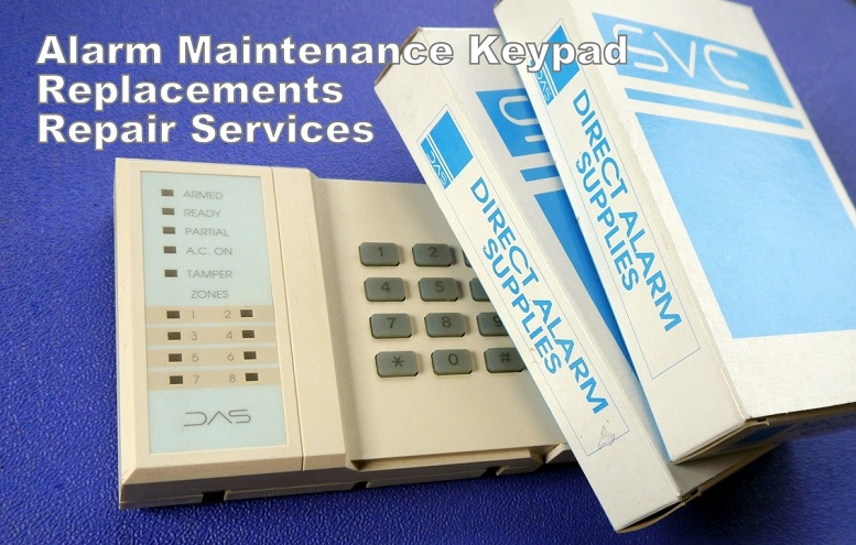 das dl svc keypad repair service replacements