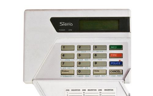 siera-keypad alarm repairs