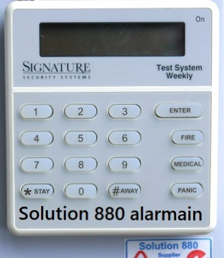 Signiture keypad repairs service replacements