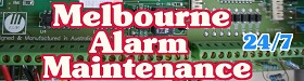alarm maintenance business